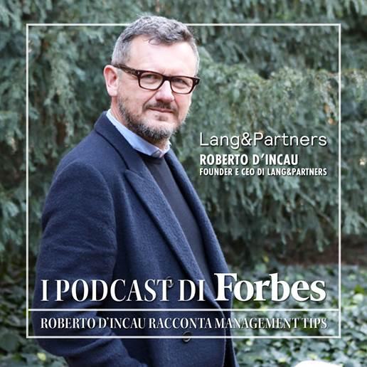 Management Tips con Roberto D'Incau