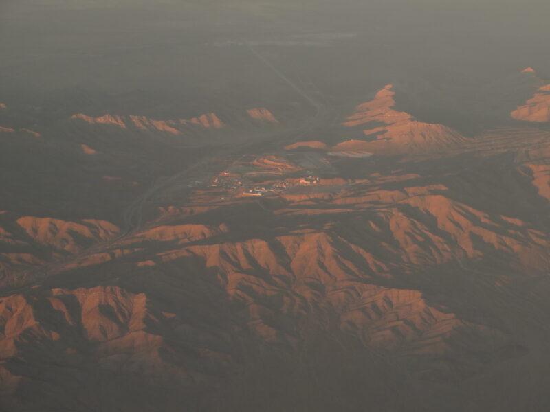 Mountain Pass terre rare