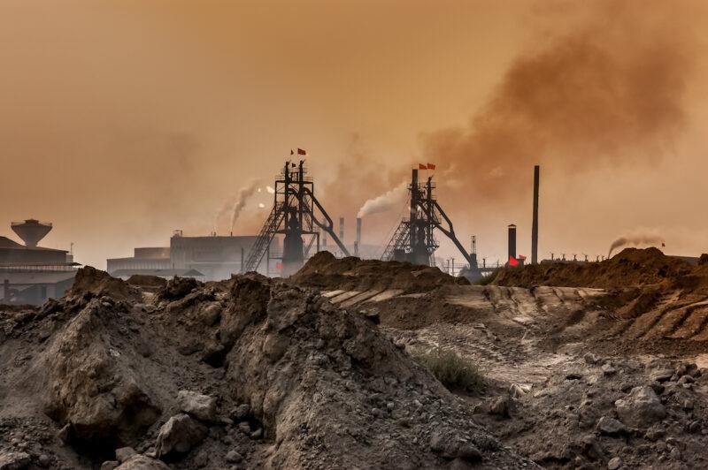 Raffineria terre rare