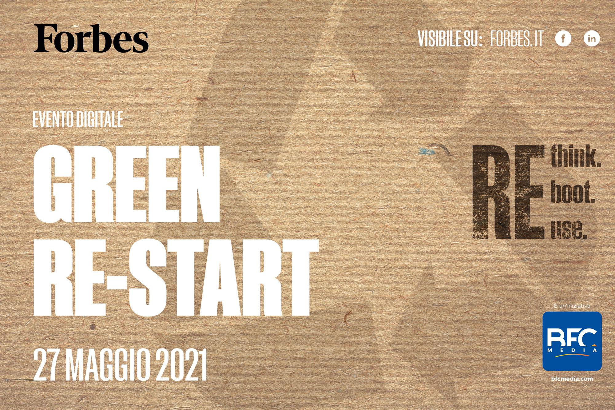 Forbes Green Re-Start