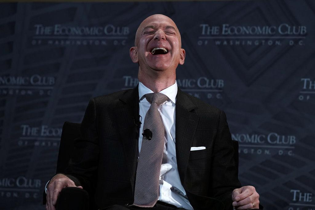 Jeff Bezos miliardari