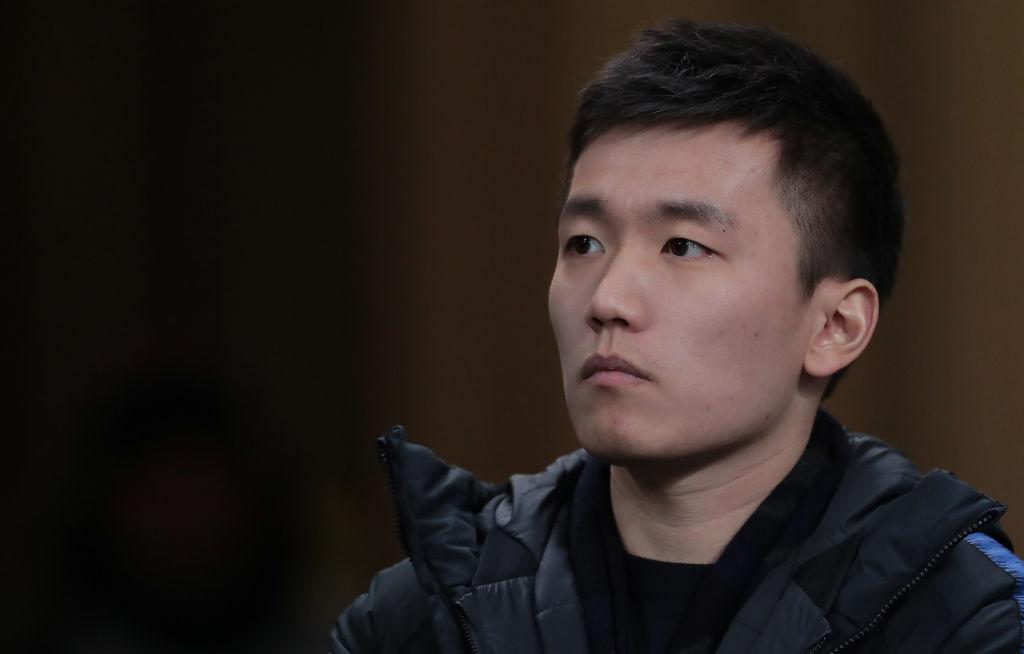Steven Zhang, presidente Inter