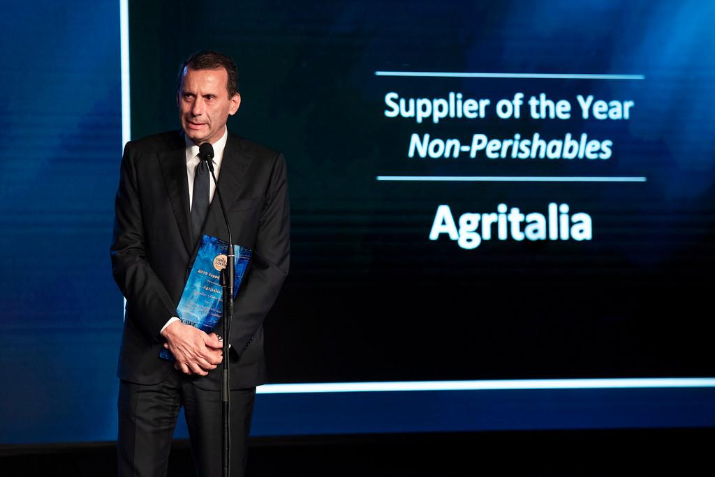 Sergio Massa, ceo di Agritalia