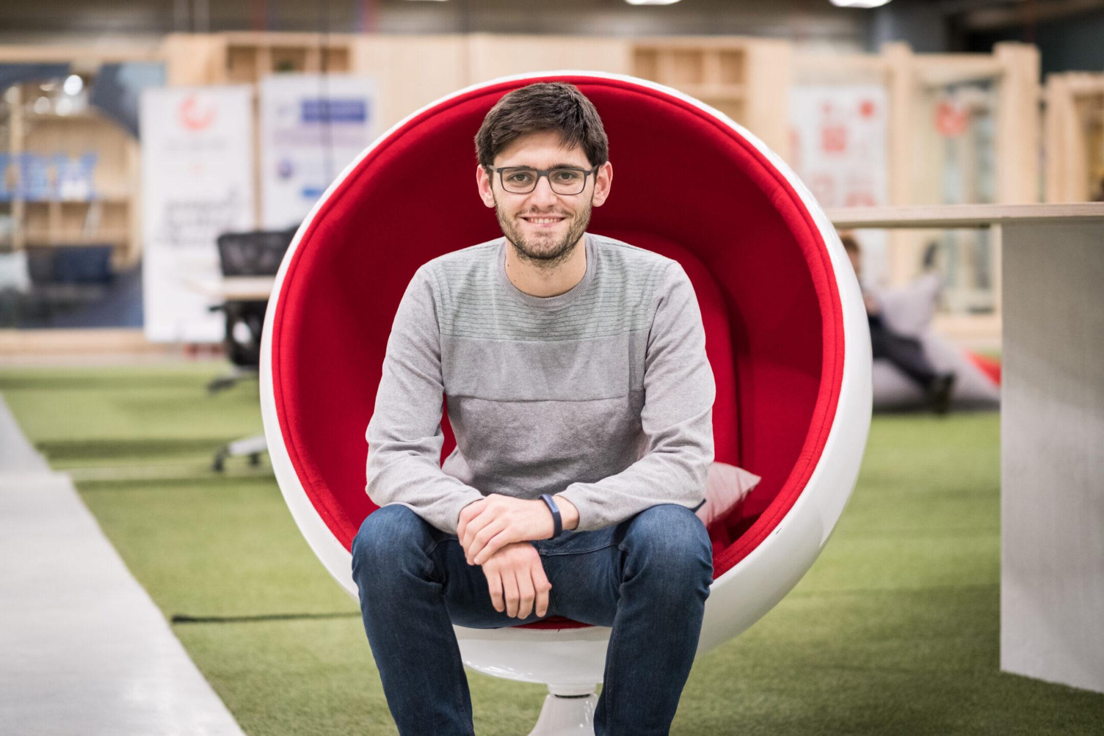 Davide Dattoli, ceo e co-founder di Talent Garden