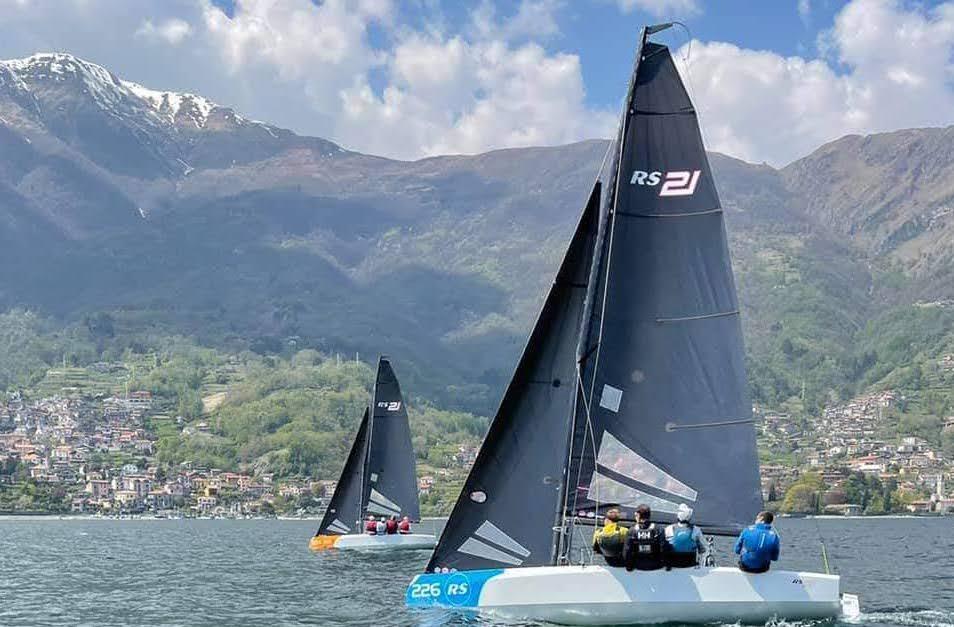 Barche vela RS21