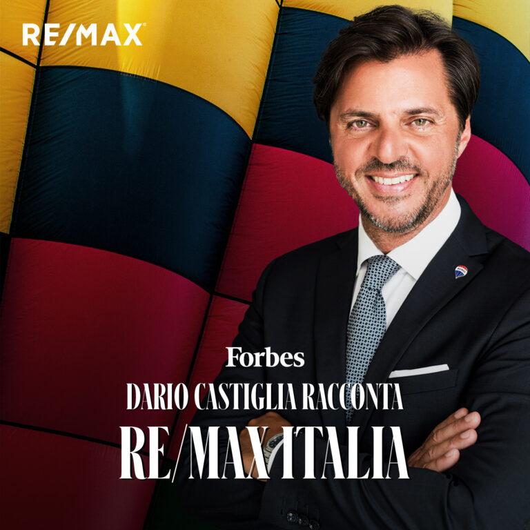 Dario Castiglia racconta RE\MAX
