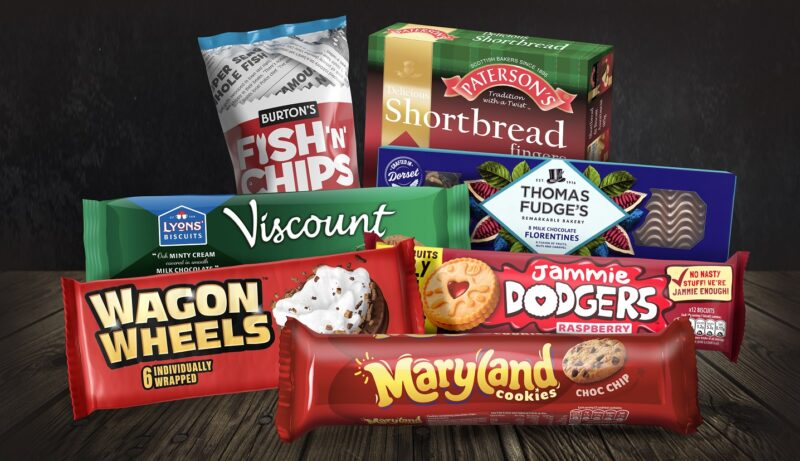 Ferrero acquista i biscotti Burton's