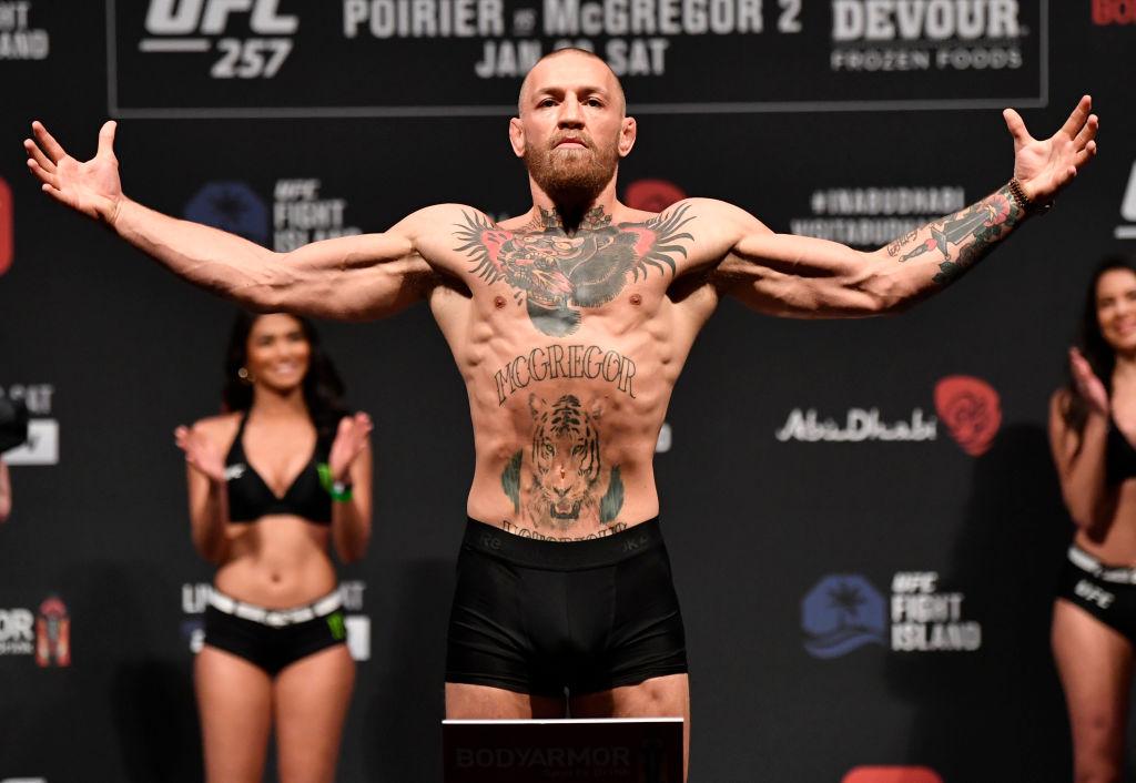 Conor McGregor domina la classifica dei 50 atleti più pagati al mondo
