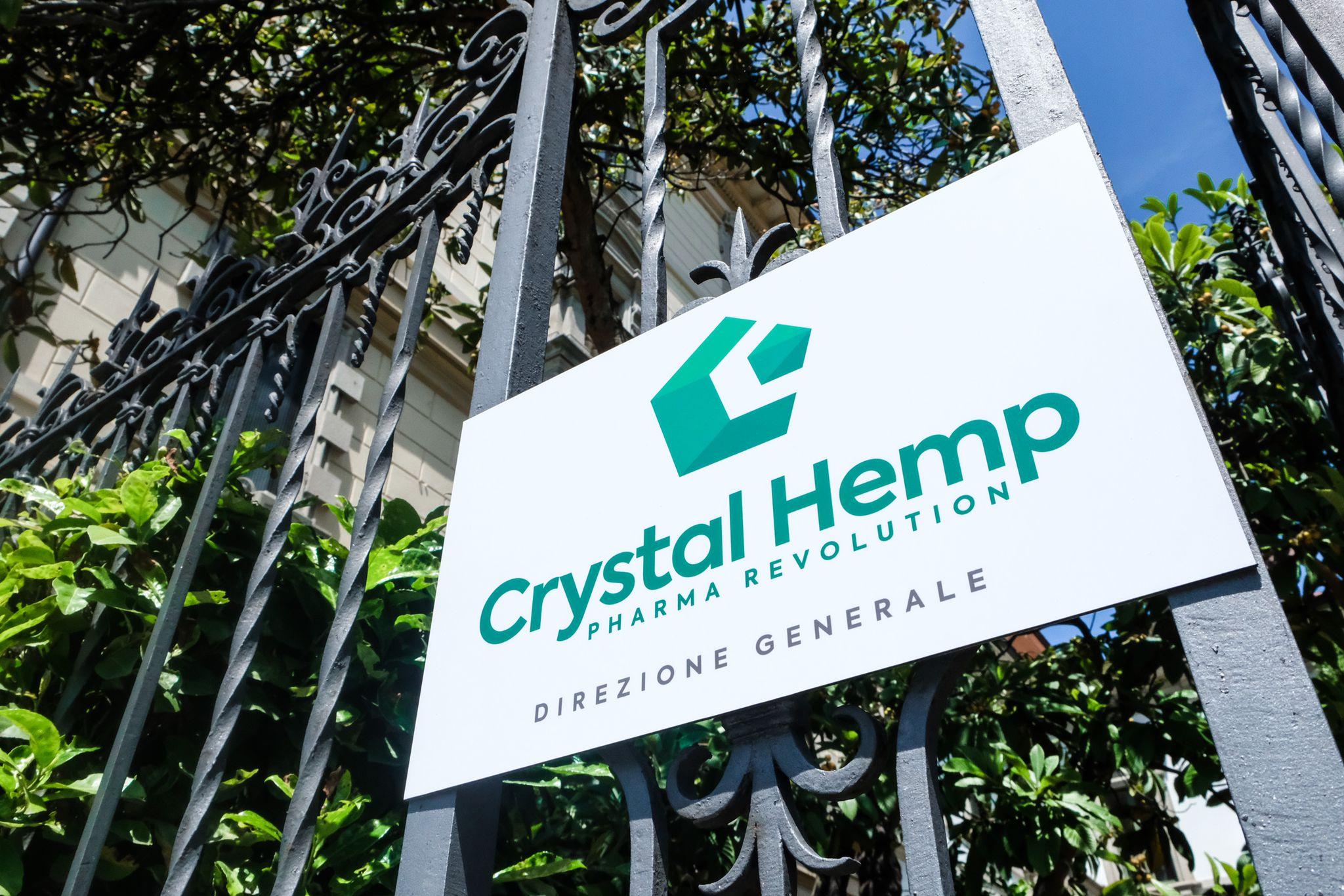 Crystal Hemp e la linea di prodotti Dermohemp