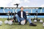 Matteo Mammì, ceo di Helbiz Media che ha acquisito i diritti della serie B