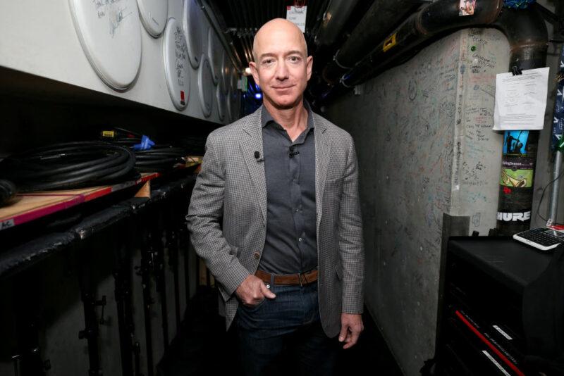 Jeff Bezos General Fusion