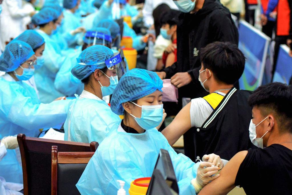 Miliardari vaccini Cina