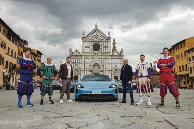 Porsche Firenze