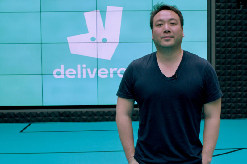 Will Shu Deliveroo