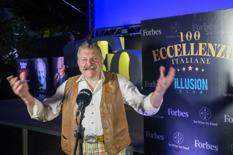 100 eccellenze evento