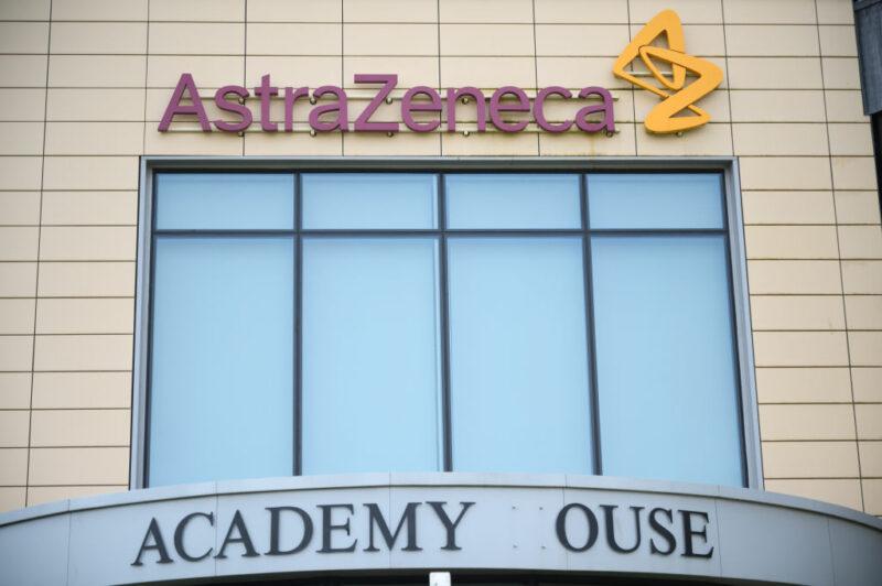 Astrazeneca, ricavi semestrale