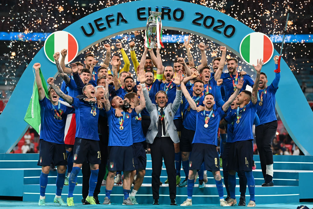 Italia campione di euro 2020. Quanto guadagna e i premi per gli azzurri