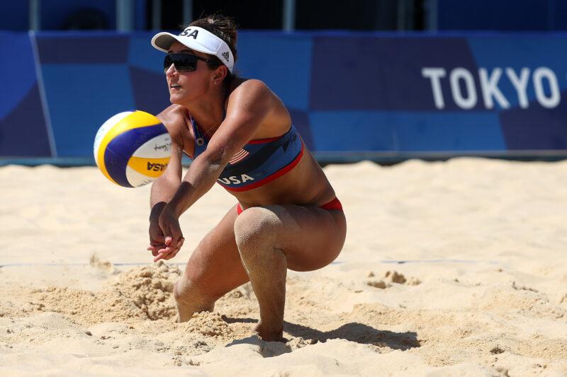 Olimpiadi beach volley