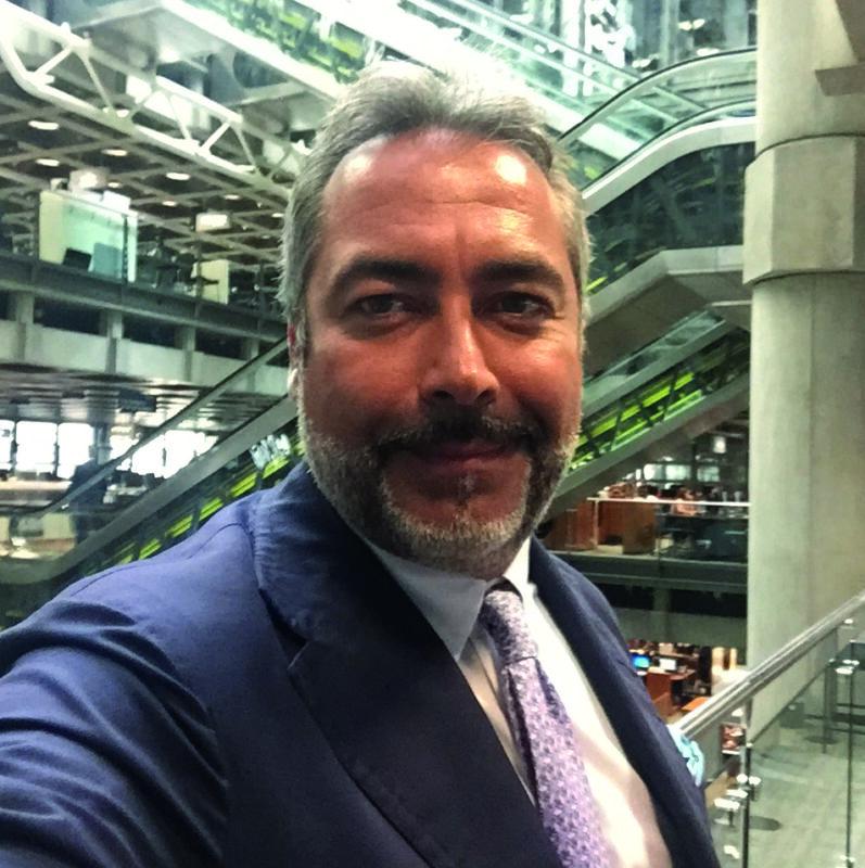 Luca Scoppa, presidente e amministratore delegato di Broker Genesi
