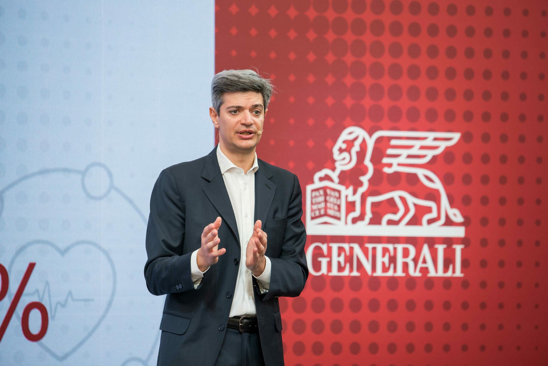 Marco Sesana Generali Italia