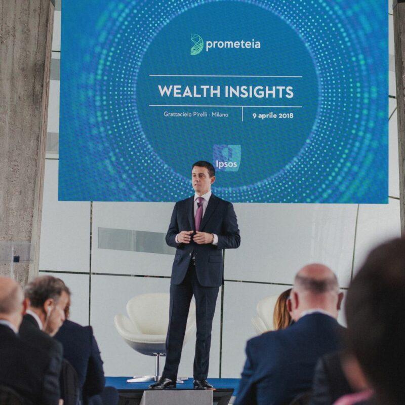 Sebastiano Mazzoni Perelli, managing director di Prometeia