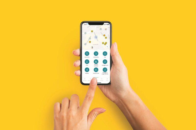 telepass pay app
