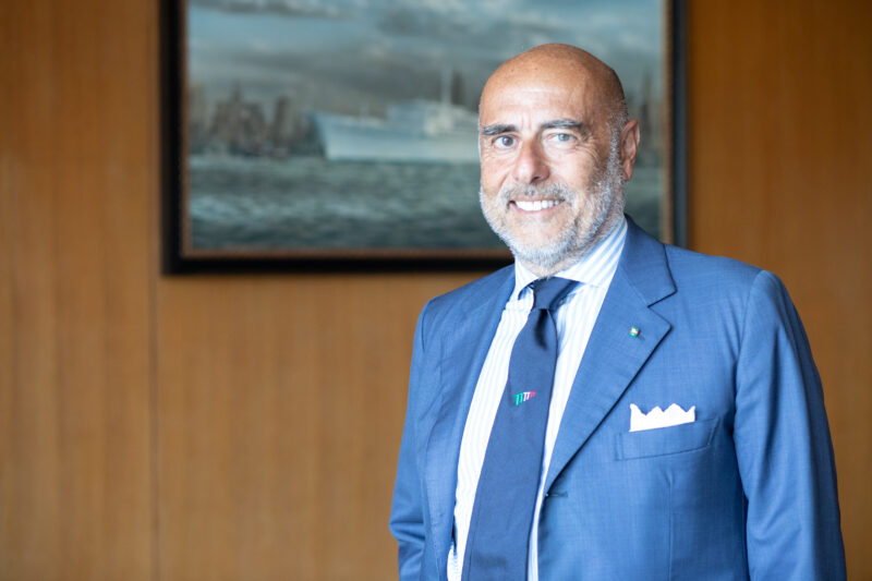 Ugo Salerno Rina