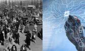 Anni 20 collage