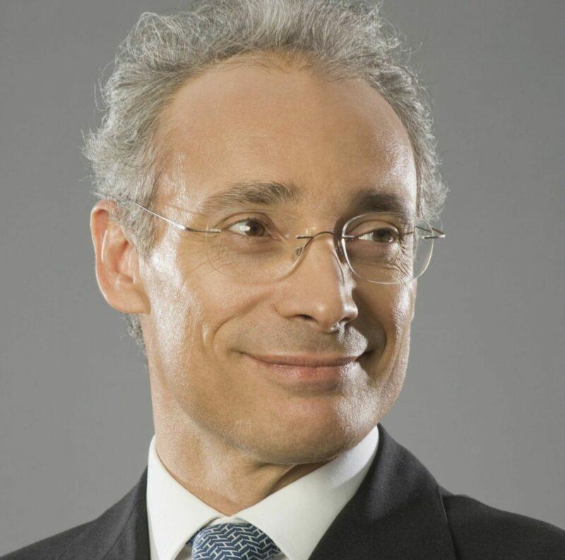 Giuseppe Dosi, executive director Crif