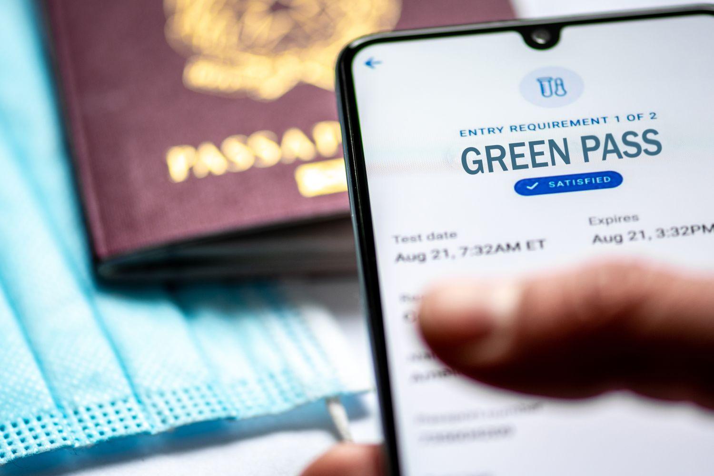 Green pass obbligatorio dal 6 agosto