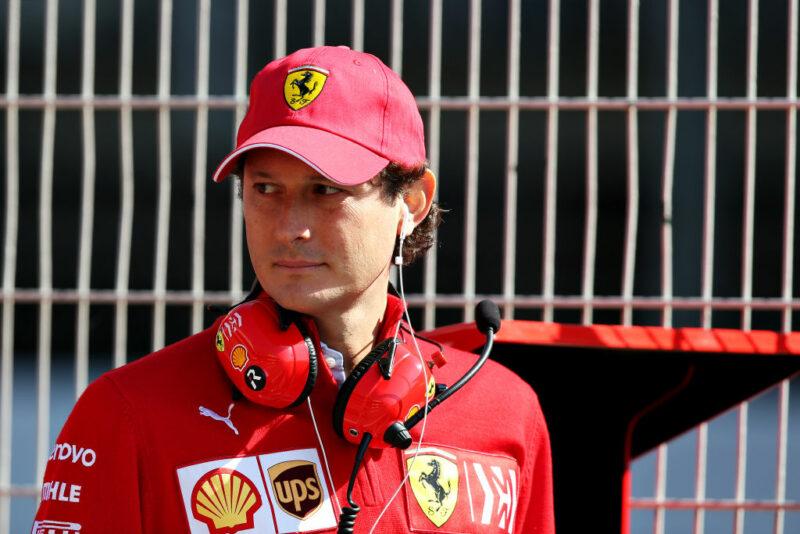 John Elkann Formula 1
