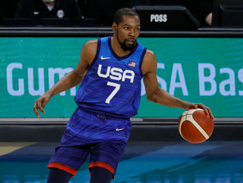 Kevin Durant Olimpiadi