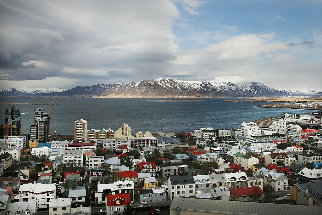 Islanda lavoro