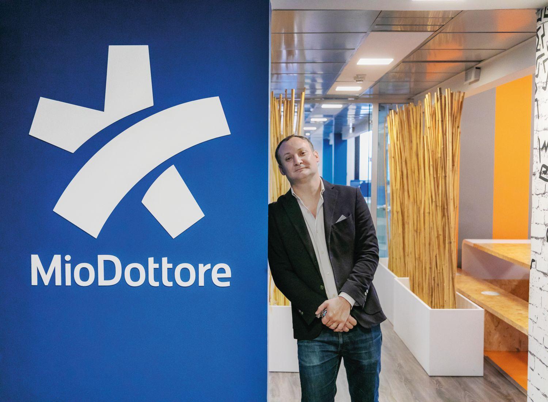 Luca Puccioni, founder e ceo di MioDottore.it
