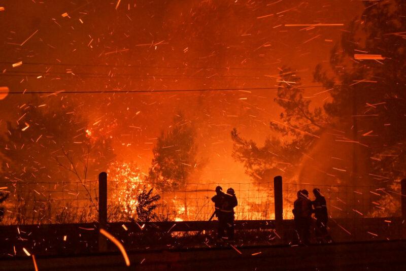 clima incendi