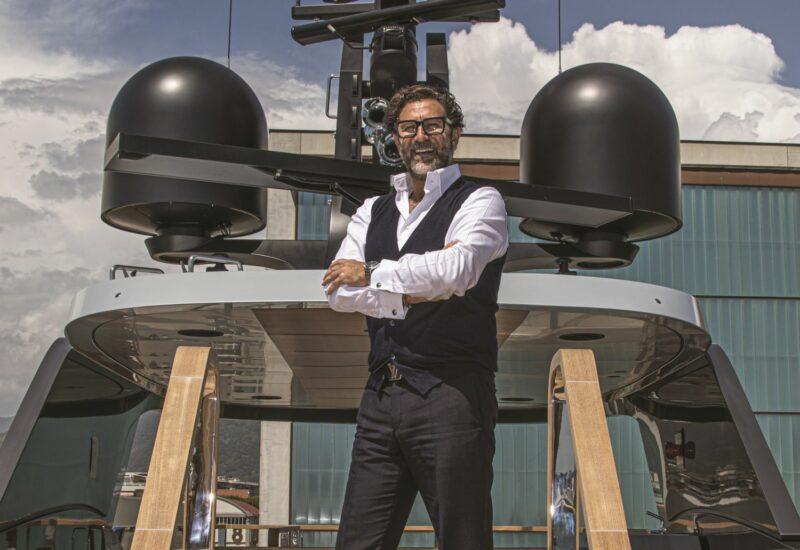 giovanni costantino, ceo e founder di The Italian sea Group
