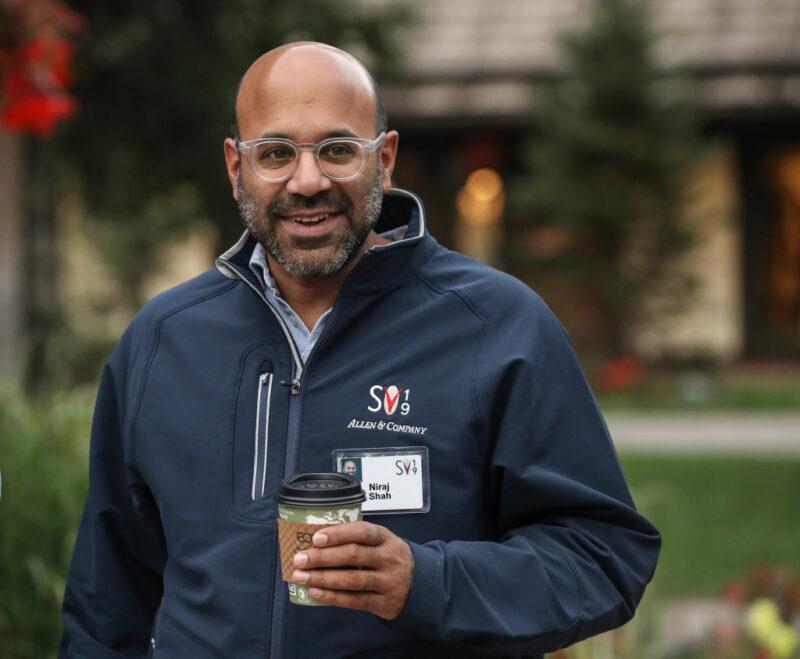 Niraj Shah Wayfair