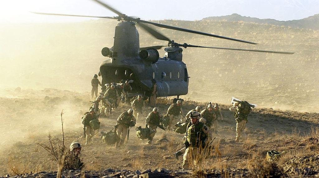 soldati americani Afghanistan