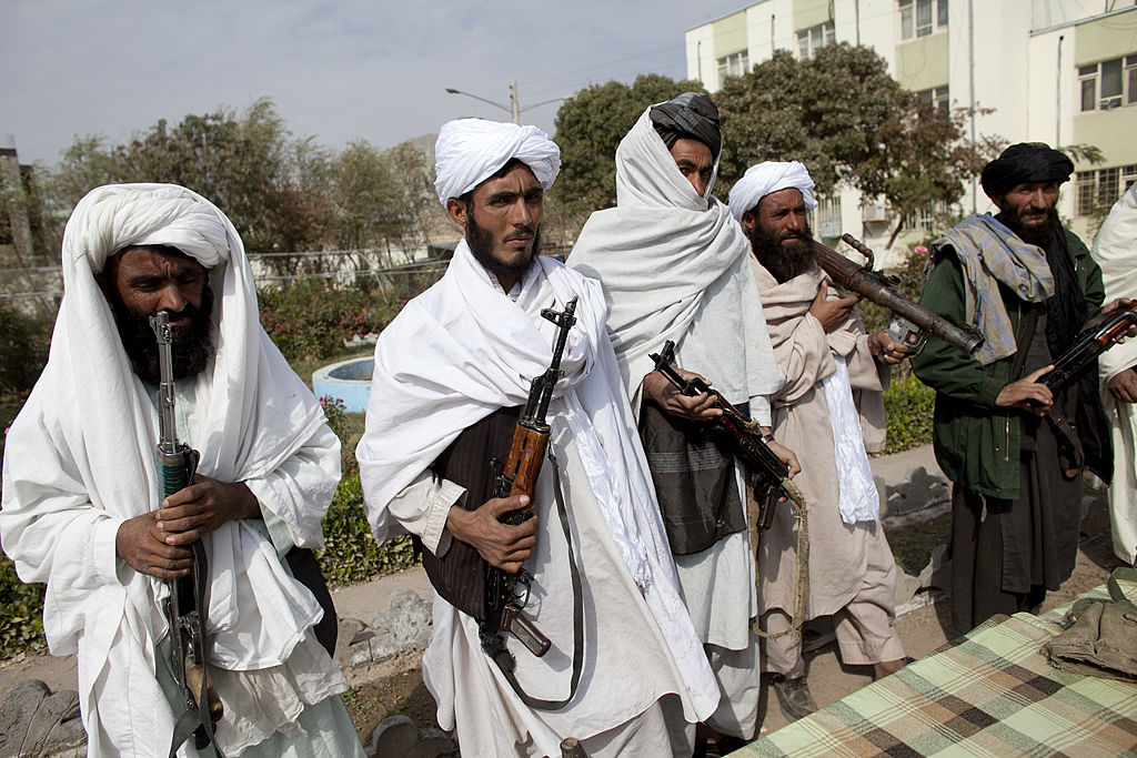 militanti talebani