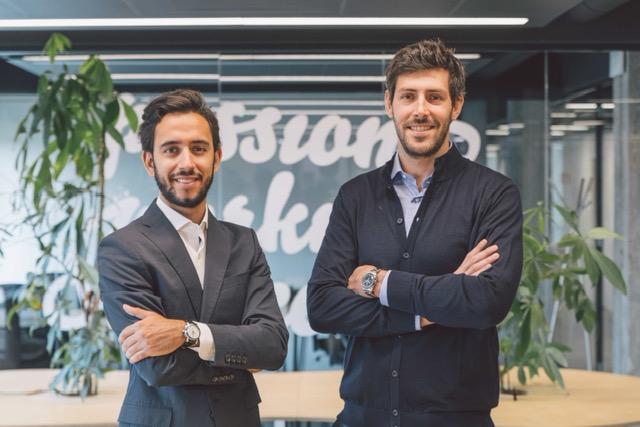 Alessandro Ambrosio e Gianluca Manitto ceo e fondatori di EpiCura
