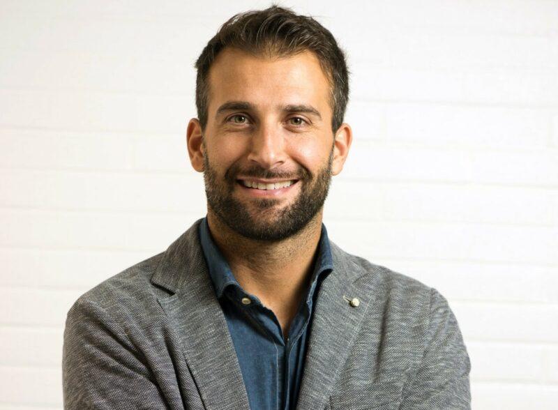 Enrico Ferretti, CEO e fondatore di Secret Key