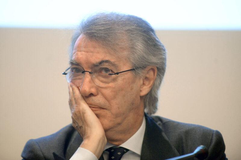Massimo Moratti, presidente di Saras, dona il suo stipendio
