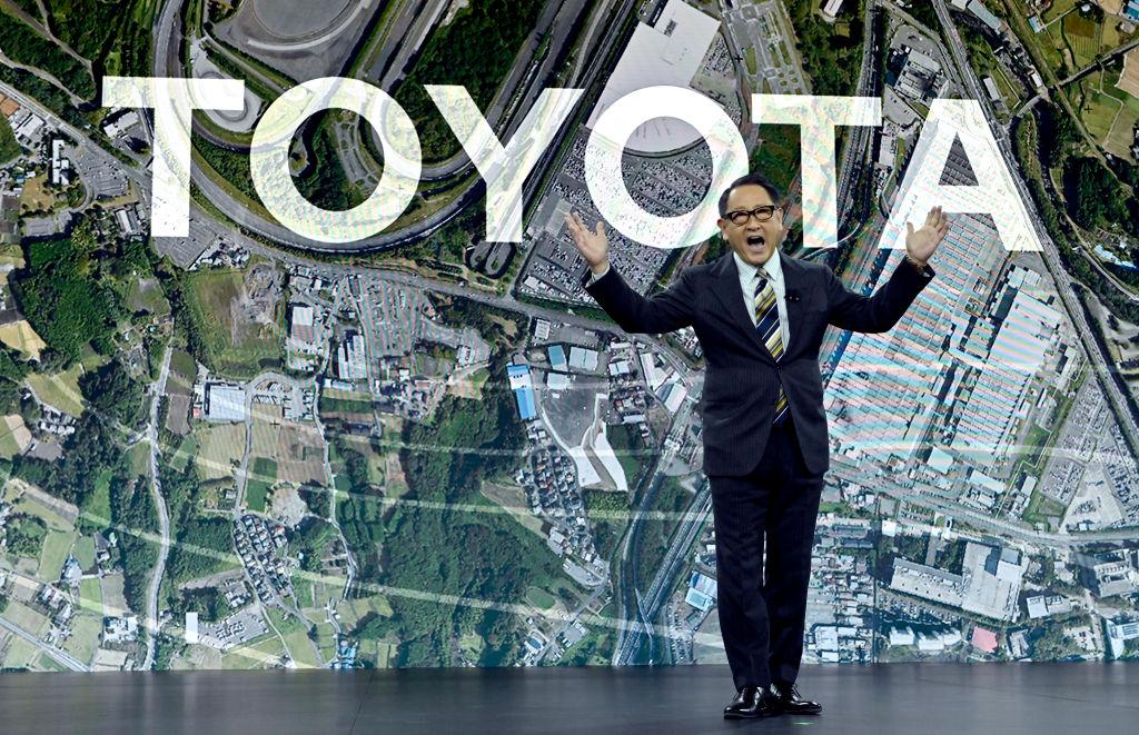 Akio Toyoda Toyota