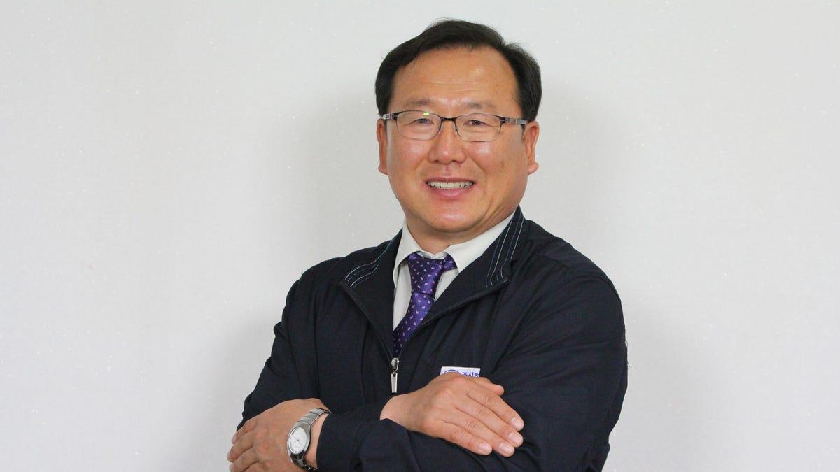 Lee Sang Ryul Chunbo