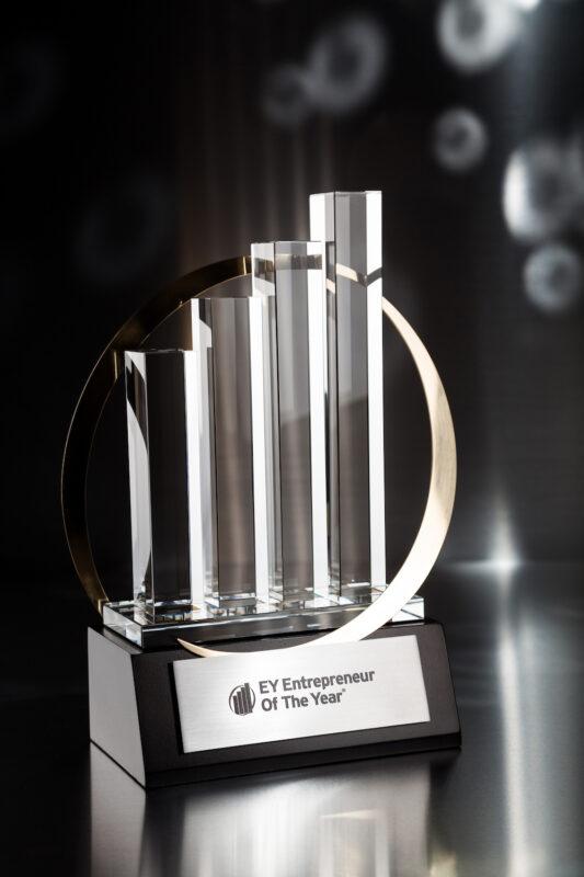 trofeo imprenditore anno Ey