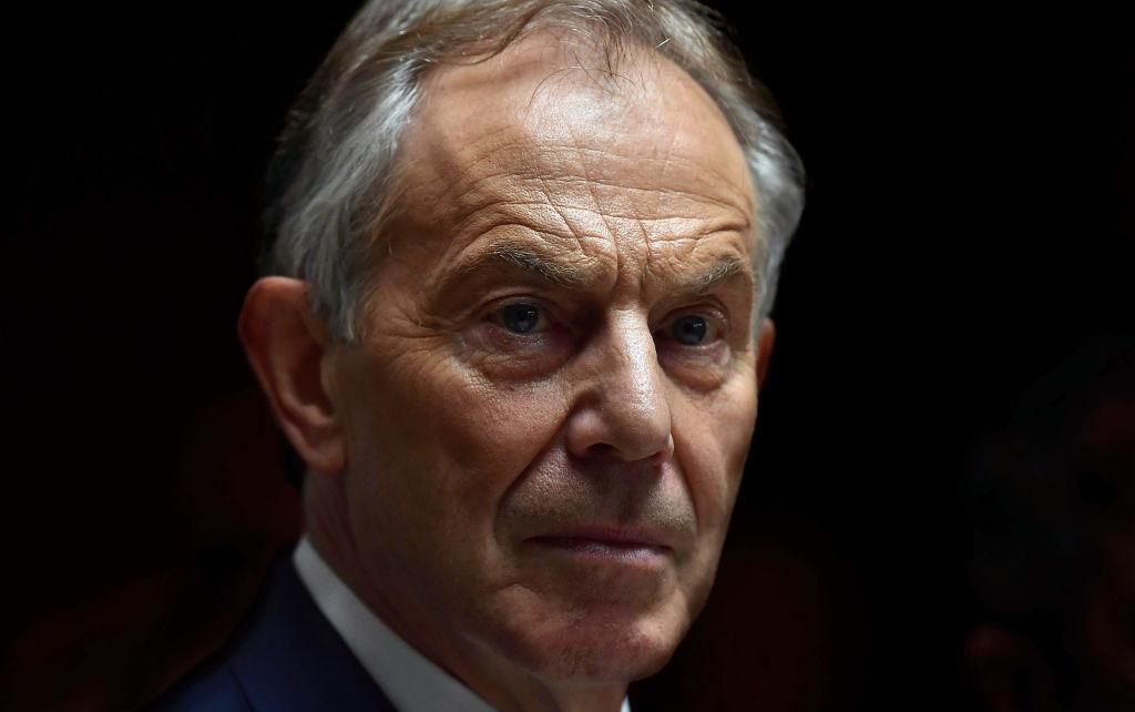 Tony Blair Pandora papers